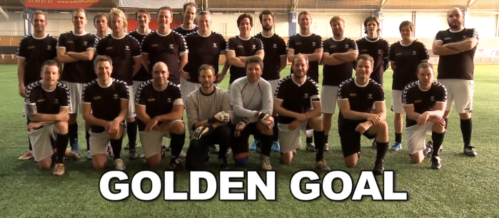 The Amateur footballers: Golden Goal