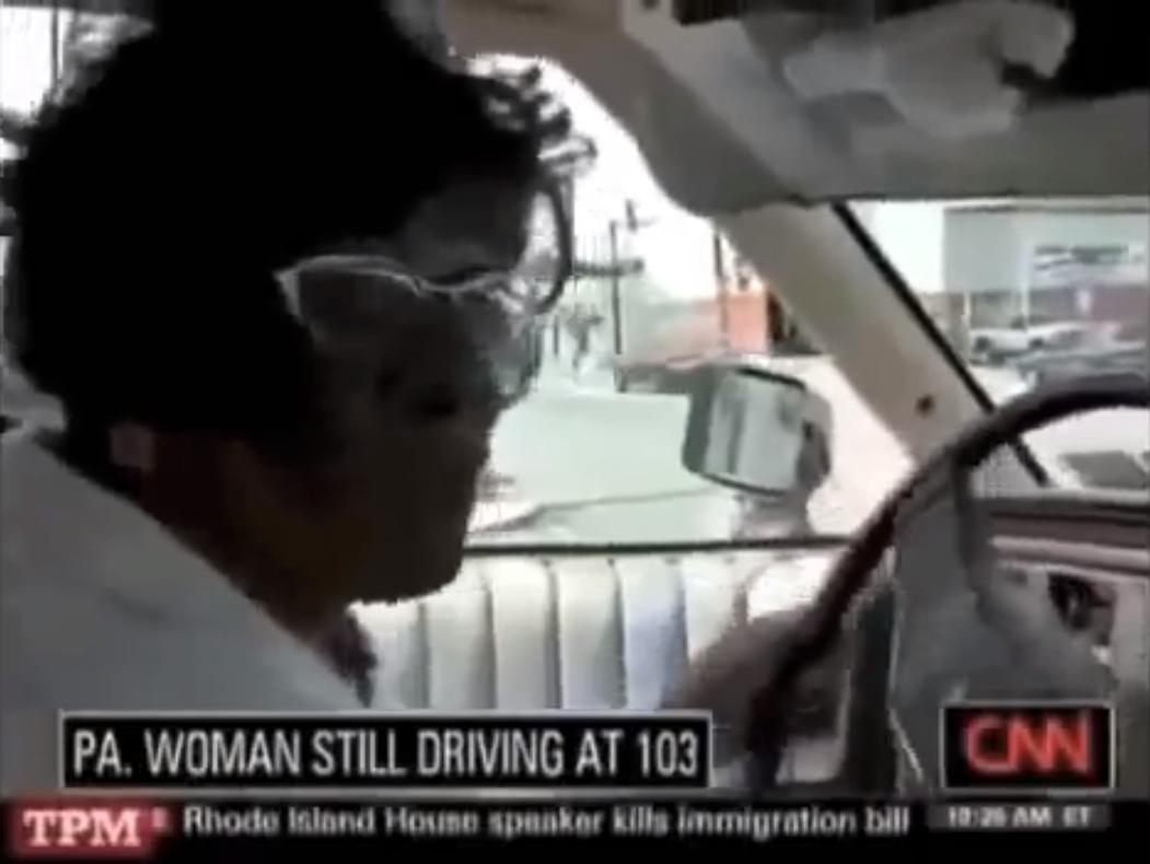 CNN 103 YEAR OLD DRIVERS WINDOWS 7